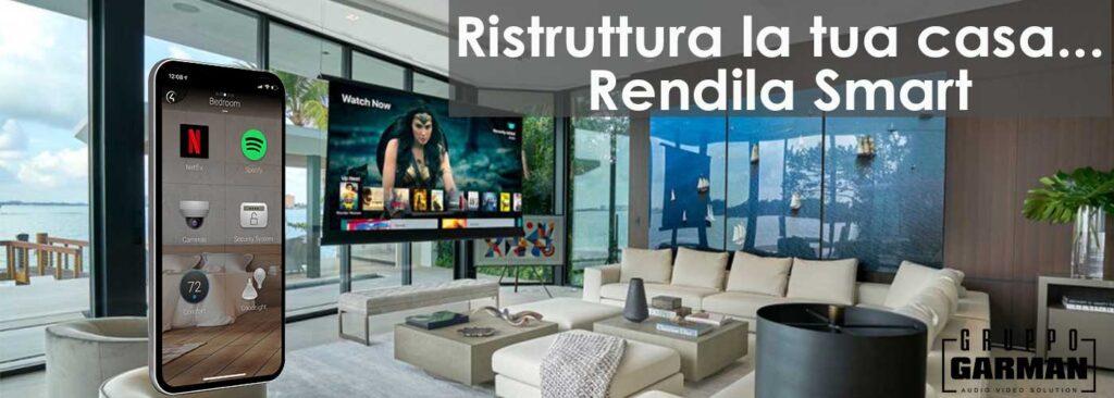 Ristrutturazioni Tecnologiche – Smart Home